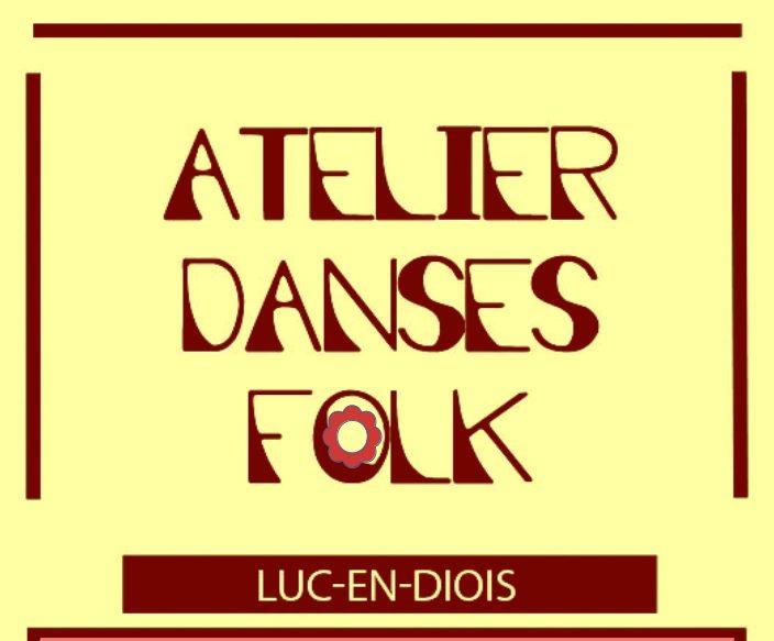 Atelier danses Folk à Luc en Diois, un lundi par mois